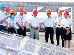 绿色能源!纳爱斯分布式光伏发电项目落成启用