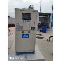 苏州研冷科技加氢站的冷却系统的实际案例