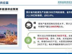 重磅 | 《湖南省能源发展报告2020》正式发布