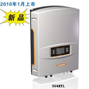 合肥阳光电源光伏并网逆变器sg3ktl / sg4ktl明年1月上市