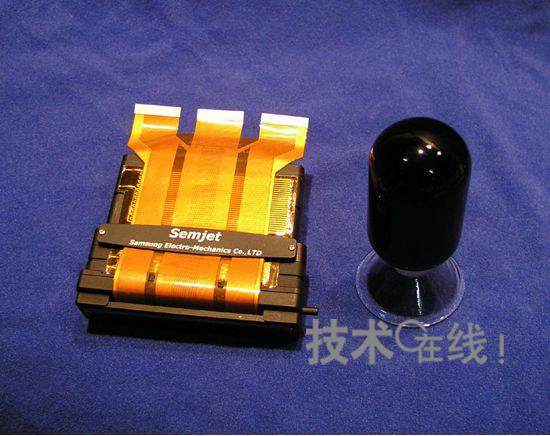 三星电机开发印刷电路板用喷墨装置打印头和铜纳米油墨并计划投产