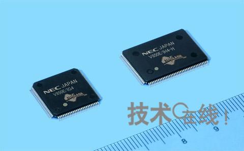nec电子发布15款内置逆变器控制功能的32bit微控制器